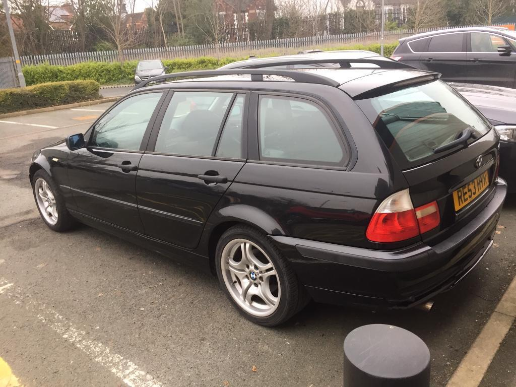 bmw e46 touring 318i estate in penkridge staffordshire. Black Bedroom Furniture Sets. Home Design Ideas