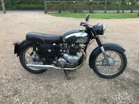 AJS 20 500cc twin classic Motorcycle 1959