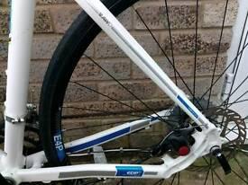 Boardman E4P hybred cycle