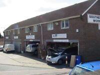 A Garage Workshop or Studio Workshop to Rent in Portslade