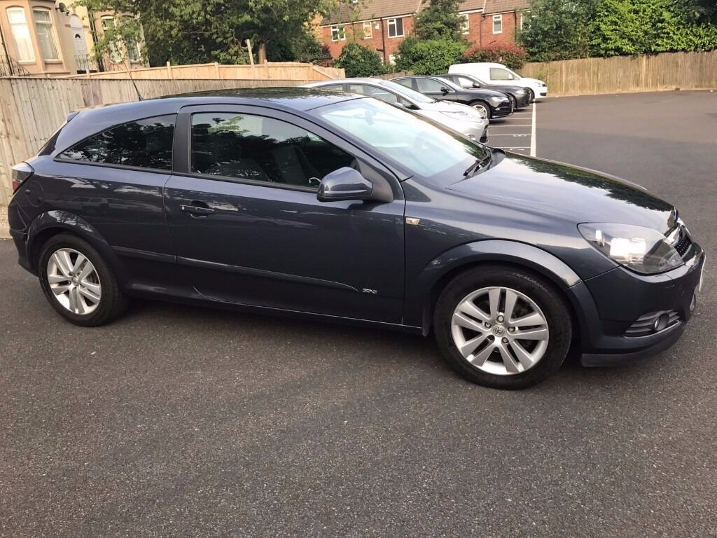 Vauxhall Astra Grey 1.4sxi 3door 2009 coupe *******FOR SALE*********serious only