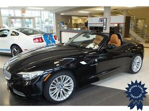 2011 BMW Z4 sDrive 3.0i, 2 Seater w/Performance Tires, 27,831 KM