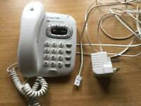 BT Decor 1500 Home/Office Phone with Answerphone