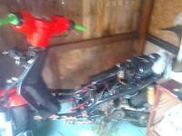 BEELINE VELOCE GT 50cc spairs or repairs £50ono