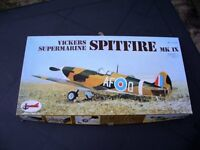 Balsa Modelhob Spitfire Mk 9