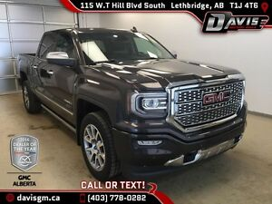 Used 2016 GMC Sierra 1500 Denali-Heated/Cooled Leather, Navigati