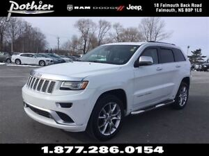 2015 Jeep Grand Cherokee Summit 4x4 | DIESEL | NAV | SUNROOF |