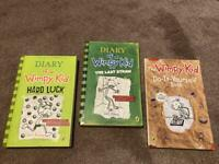 Brand New, Diary of a Wimpy Kid Books