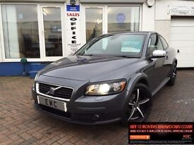 2010 10 Volvo C30 1.6D DRIVe SE Lux~LOW MILES WITH FULL SERVICE HISTORY~