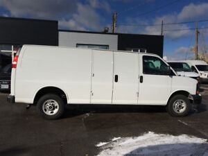 2017 GMC Savana g2500ext. fin or lease from 4.99%oac