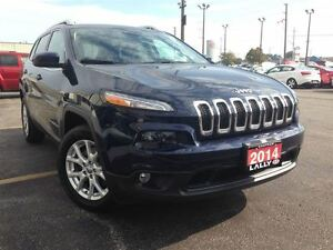 2014 Jeep Cherokee North, Remote Start, Power Tailgate, 10 Touch