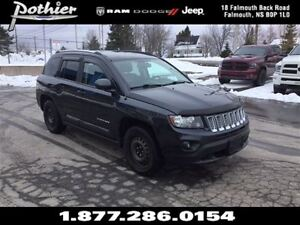 2014 Jeep Compass Sport 4x4 | CLOTH | HEATED SEATS | 2 SETS OF T