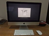 "Apple iMac 21.5"" Late-2012 512GB SSD 2.9GHz i5 Quad Core 1TB HDD 8GB RAM GT650M"