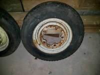 VW Split screen camper t1 t2 early beetle bay window wide 5 wheels tyres various 14 15 inch job lot