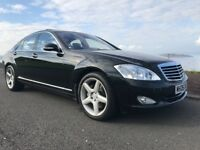 Mercedes S500 5.5 Automatic