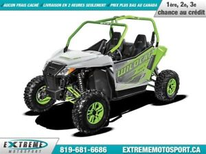 2017 Arctic Cat Wildcat 700 Sport Limited EPS 64,36$/SEMAINE