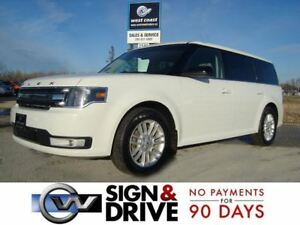 2013 Ford Flex SEL AWD *SYNC/Htd Seats/New Tires*
