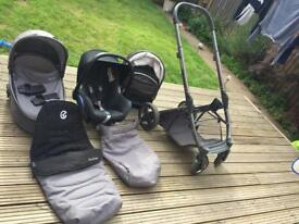 Oyster2 travel system