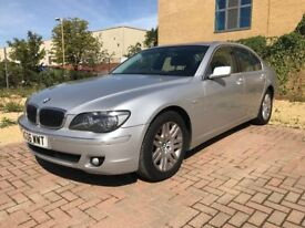 BMW 730D facelift, Automatic, 2006, Sunroof, Diesel, Full service, 143k miles