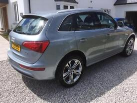 2011 Audi Q5 S-Line Special Edition, 2ltr TDI, 80,000miles