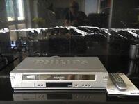 Phillips Turbo Drive NiCan HiFi Stereo Video Plus VR740/07