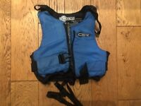 Life jackets for water sports