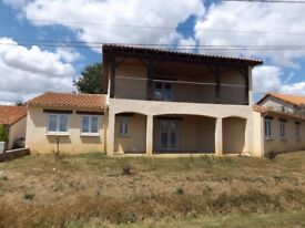 PROJECT -IN VIENNE ,FRANCE ,NEW PROPERTY NEEDS COMPLETING WITH APPROX 1/3 ACRE