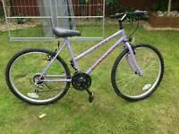 Ladies jewel excel bike