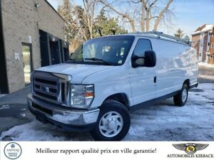 2009 Ford Fourgon Econoline E250 Allongé AC/Cruise
