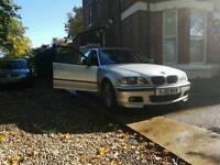 BMW 325i e46 M Sport