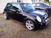2005 mini cooper 1.6 supercharged px swap why