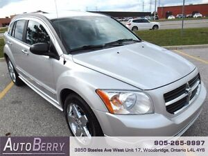 2007 Dodge Caliber R/T AWD *** Certified and E-Tested ***