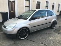 Ford Fiesta 2003 *Low Mileage* MOT'd to SEP2018