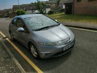 2006 HONDA CIVIC 1.3cc..MOT..AIRCON..SERVICE HISTORY..HPI CLEAR..TOP RUNNER.. NO FAULTS
