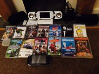 Sony PSPs 1x White Slim & 1x Black with Media Centre & Games/Film Bundle