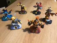 Skylanders swap force character bundle