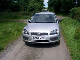 2007 Ford Focus Zetec Climate