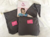 Baby wrap sling by Yoga Bellies. UK made safety certified.