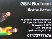 Fully qualified electrician NICEIC Registered