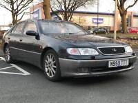 LEXUS GS300 1996 AUTOMATIC*£699*LONG MOT*CREAM LEATHER INTERIOR*PX WELCOME*DELIVERY