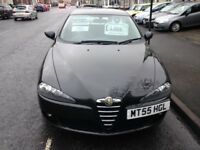 55/ ALFA 1.6 LUSSO T SPARK ONLY 80,000 MILES VERY CLEAN CAR £1395ONO