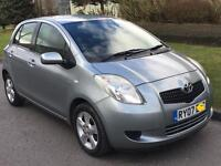 Toyota Yaris 1.4 Diesel D4D NewShape £20 Tax/Year, 60+ MPG, Like VW Polo