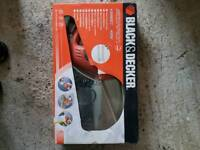 Black and decker saw
