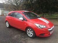 2016 (petrol) Vauxhall Corsa 3 door