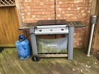 Free gas barbecue grill