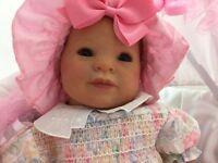 Reborn Baby Doll Donna Rubert's Holly