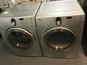 86- Laveuse Sécheuse Frontales  KENMORE  Frontload Washer Dryer