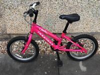 Pink Ridgeback Melody bicycle