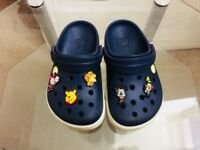 Crocs Shoes for Kids size 1.
