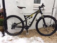 Specialized Camber Comp 2013/14 - 29er Full Suspension Mountain Bike